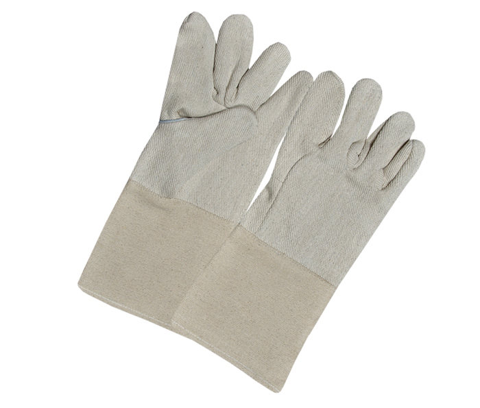 Fiat Gloves Double Palm with canvas & Drill Cuff
