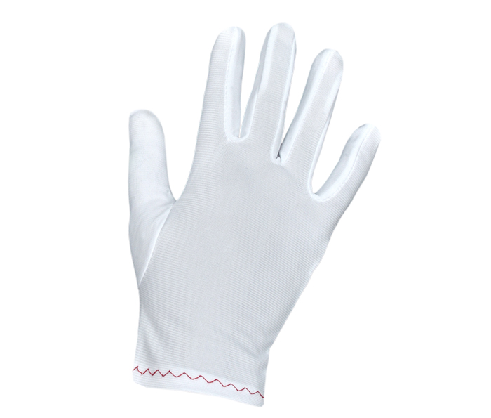 Nylon Simplex Gloves Fourchette Style