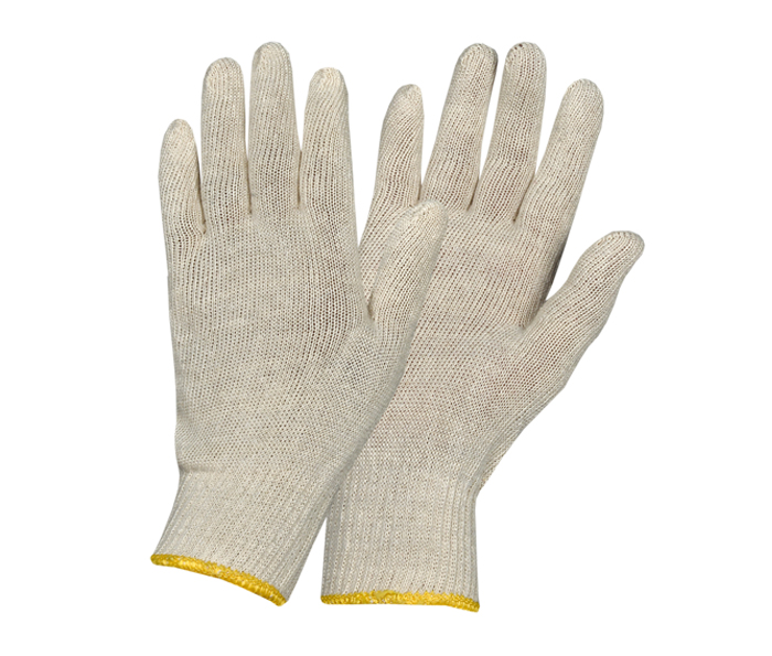 Seamless Knitted Gloves 10 Gauge