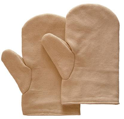 Cotton Mitten Gloves