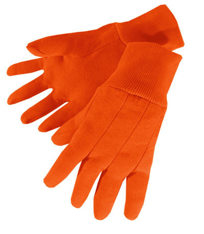 JERSEY ORANGE GLOVES